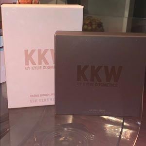 KKW X KYLIE Lip Collection Duo